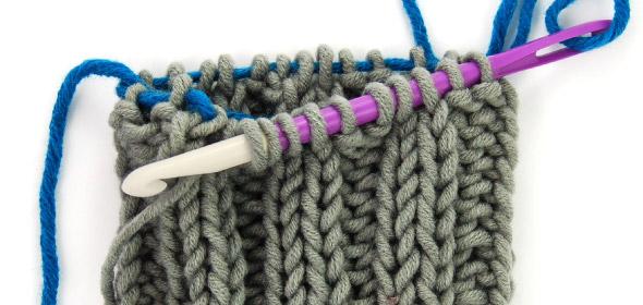 Výsledek obrázku pro knooking crochet